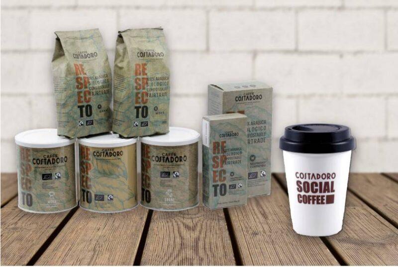 Cafea Costadoro Pahar cadou