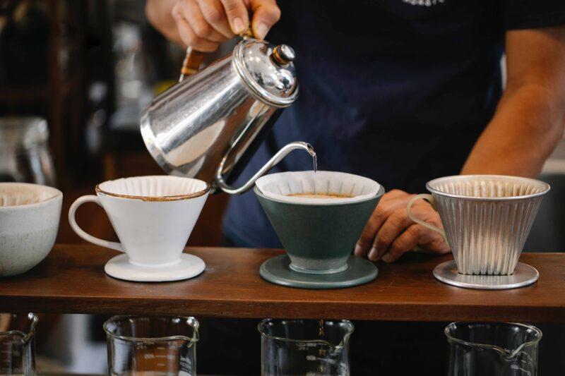 V 60 - metoda de extractie a cafelei