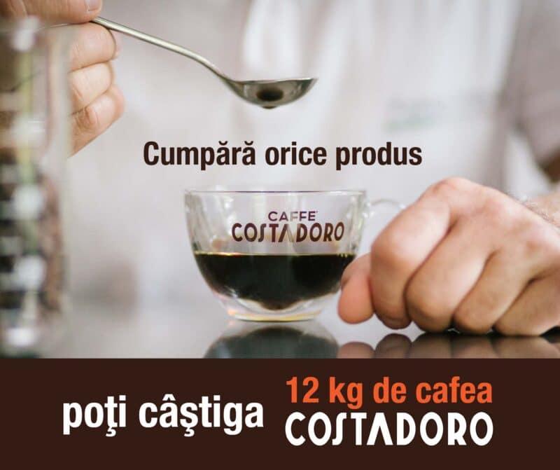 Concurs cafea Costadoro